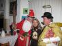 Fröhliche Weihnachtsfeier mit dem Laurel und Hardy Fan-Club