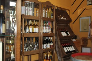 Grappa, Cognac, Calvados, Whisky,  Portwein und Sherry.