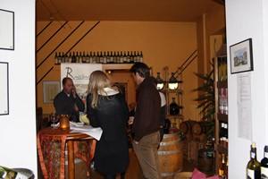 Weinprobe im Weinkontor Darmstadt