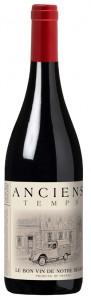 Anciens Temps Cabernt - Syrah Wein aus Frankreich
