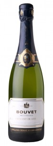 Bouvet Cremant von der Loire. 0,75 l