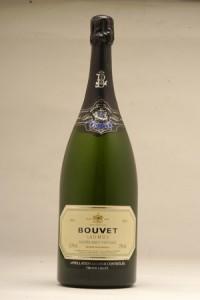 Magnumflasche 1,5 l Cremant Bouvet Saphir