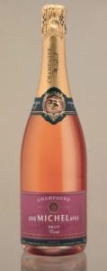 Champagne brut rosé José Michel & Fils