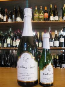 Riesling Sekt Hausmarke  Weinkontor Darmstadt